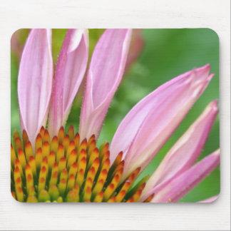 Echinacea Flower Petals Mousepad