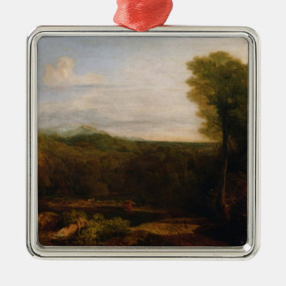 Echo and Narcissus, c.1804 Christmas Ornament