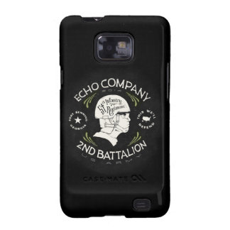 Echo Company 2nd Battalion 54th Infantry Regiment Samsung Galaxy S2 Covers