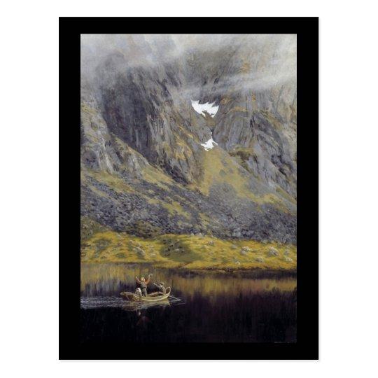 Echo (EKKO on the Fjord) Postcard