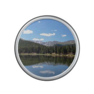 Echo Lake Mt Evans Colorado Bluetooth Speaker