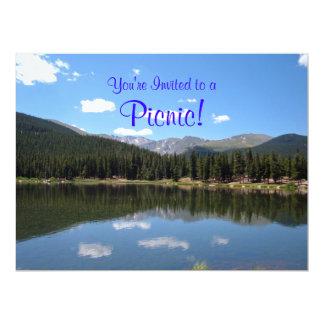 Echo Lake, Mt. Evans, Colorado Invites