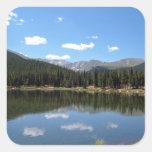 Echo Lake, Mt. Evans, Colorado Sticker