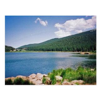 Echo Lake Postcard