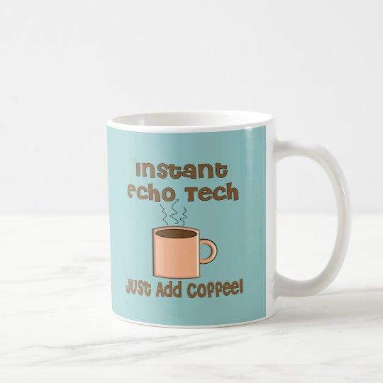 Echo Tech Gifts (Cardiac Echo Tech) Coffee Mug