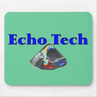 Echo Technician Gifts (Cardiac Echo Tech) Mouse Pad