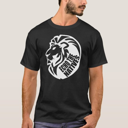 Echo The Natives Lion Men's Tee