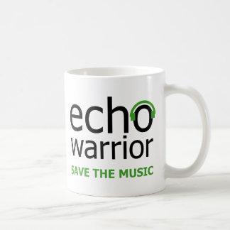 Echo Warrior Coffee Mug