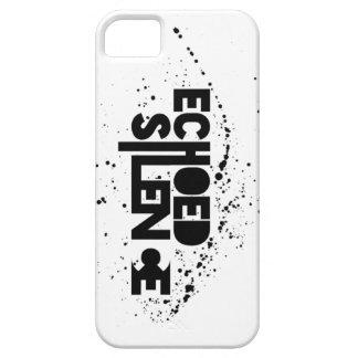 Echoed Silence Logo Phone Case (Many Phone Models) iPhone 5 Case
