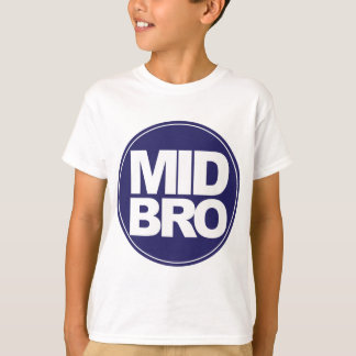 ecircle mid bro green T-Shirt