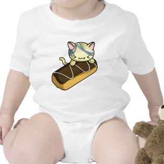 Eclair Kitty Baby Bodysuit