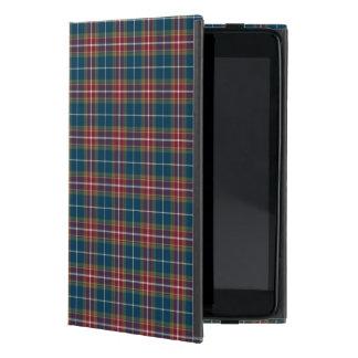 Eclectic Jewel Tone Plaid iPad Mini Case