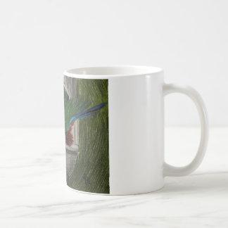 Eclectus Basic White Mug