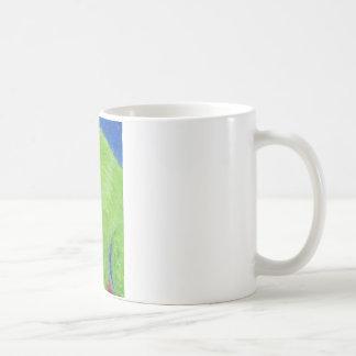Eclectus Parrot Coffee Mug