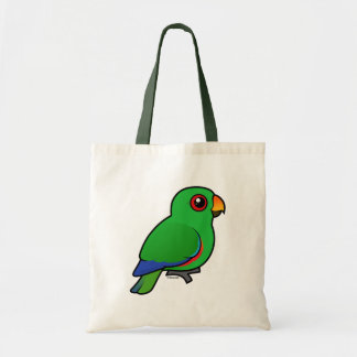 Eclectus Parrot male Tote Bag