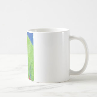 Eclectus Parrot Classic White Coffee Mug