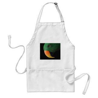 Eclectus Parrot Standard Apron