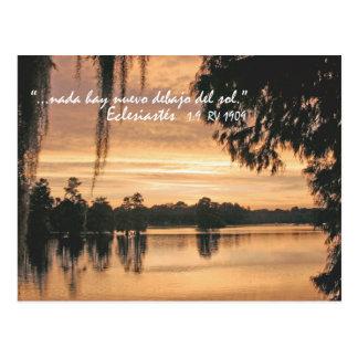 Eclesiastés 1:9 Tarjeta Postal Postcards