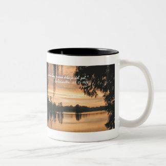Eclesiastés 1:9 Taza Coffee Mugs