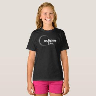 Eclipse 2017 - Iowa T-Shirt