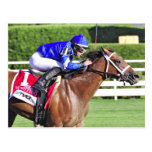 "ECLIPSE AWARD WINNER ""QUESTING"" POSTCARDS"