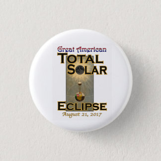 Eclipse Button 1 1/2 inch