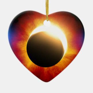 Eclipse Christmas Ornament