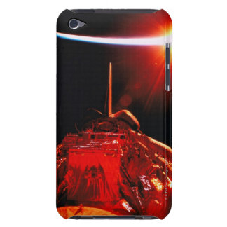 Eclipse from Space Barely There iPod Covers