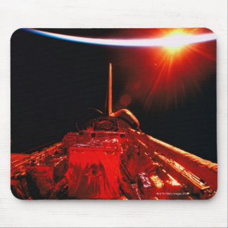 Eclipse from Space Mouse Mat
