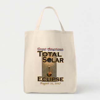 Eclipse Grocery Bag