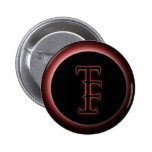 eclipse logo red pinback button