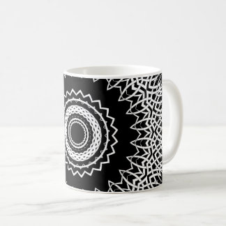Eclipse Mandala Coffee Mug