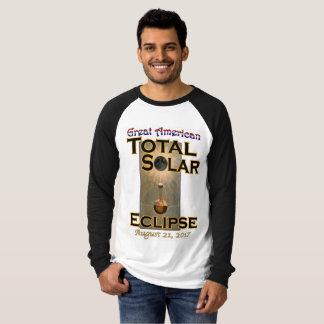 Eclipse Mens Long Sleeve T-Shirt