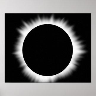 Eclipse of the Sun Print