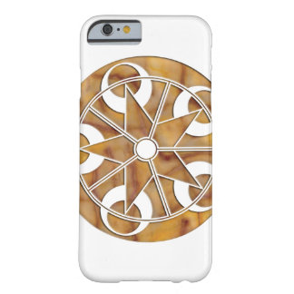 Eclipse Stone Crop Circle Barely There iPhone 6 Case