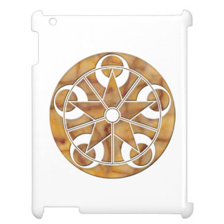 Eclipse Stone Crop Circle Case For The iPad 2 3 4