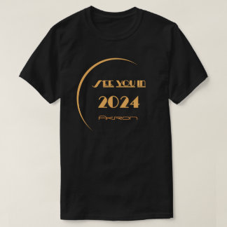 Eclipse T-Shirt Akron