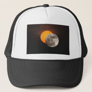 Eclipse Trucker Hat