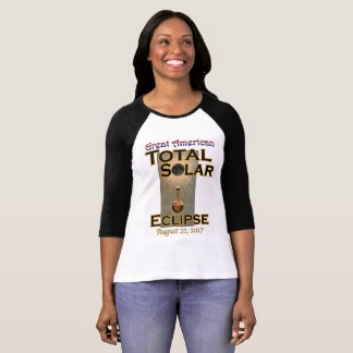 Eclipse Womens T-Shirt