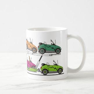 Eco Car Carrier Mug