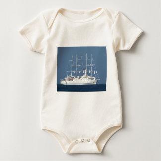 Eco Cruise Baby Bodysuit