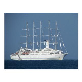 Eco Cruise Postcard