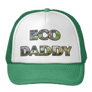 ECO DAD Ecotopia Design Kelly Green Trucker Hat