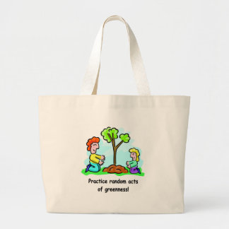 Eco-Friendly canvas shopping bag