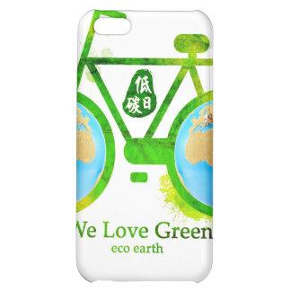eco-friendly green bike iphone samsung RAZR case iPhone 5C Covers