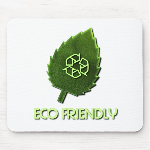 Eco Friendly Mouse Pad