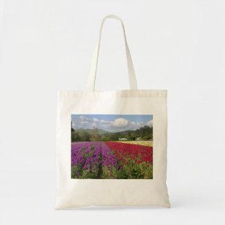 Eco-Friendly Reusable Flower Farm Tote Bag
