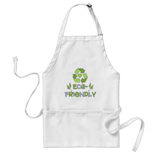 Eco-Friendly T-shirts and Gifts Aprons