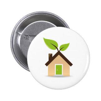 Eco House Button