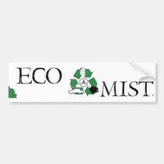 Eco Mist Bumper Sticker